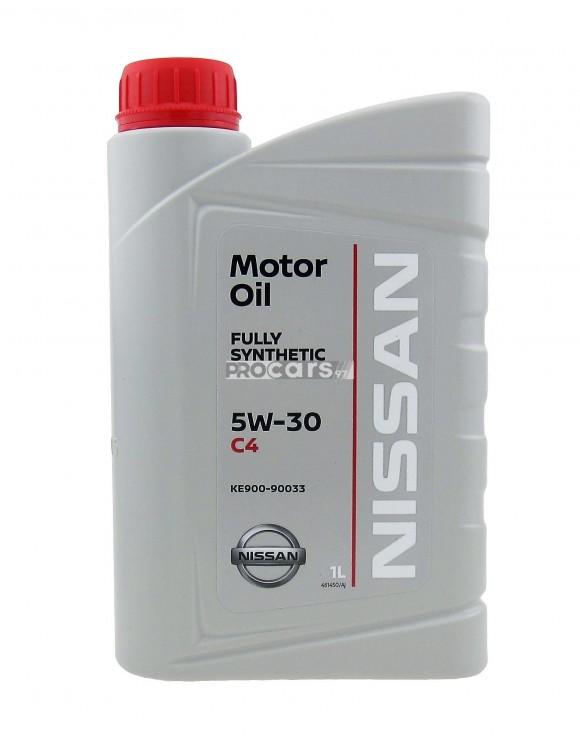ULEI Motor 5W30 DPF 1 Litri OIGINAL Nissan KE90090033