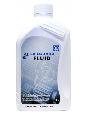 Ulei transmisie automata ZF Lifeguard Fluid 6 1L