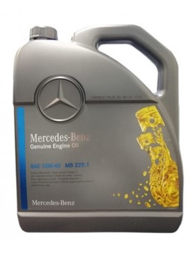 Ulei motor Mercedes Original MB 229.1 10W40 5L