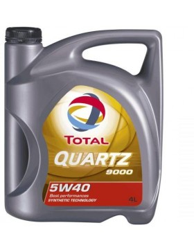Ulei motor Total Quartz 9000 5W40 5L