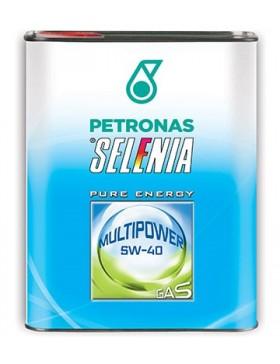 Ulei motor Selenia Multipower Gas 5W40 2L