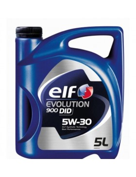 Ulei motor Elf Evolution 900 DID 5W-30 5L