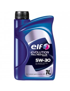 Ulei motor Elf Evolution Fulltech LLX, 5W30, 1L