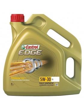 Ulei motor Castrol EDGE 5W30 LL Titanium FST 4L