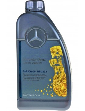 Ulei motor Mercedes Original MB 229.1 10W40 1L