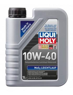 Ulei Motor Liqui Moly MOS2 Leichtlauf 10W40 1L