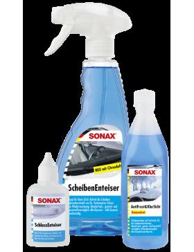 Pachet iarna 3 produse SONAX