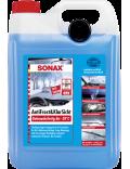 Lichid parbriz iarna diluat SONAX 5L (pana la -20 grade)