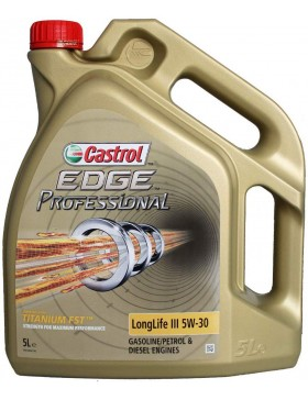 Ulei motor Castrol Edge Professional Vw LL III 5W30, 4L