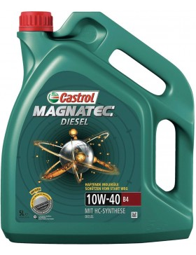 Ulei motor Castrol Magnatec Diesel B4 10W40 5L