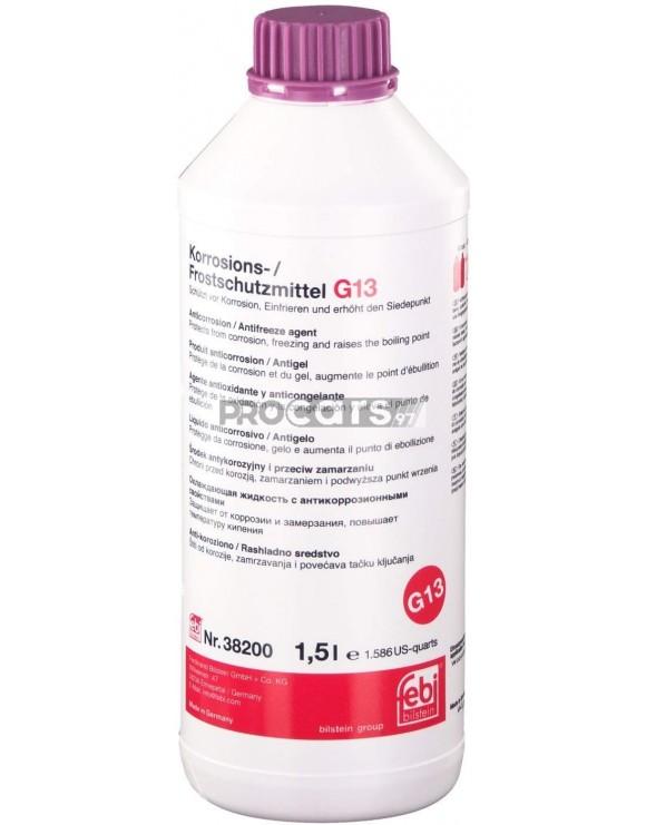 Antigel concentrat mov G13 FEBI 1,5L