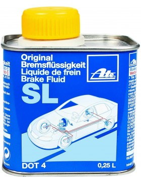 Lichid de frana SL DOT 4 ATE 250ml