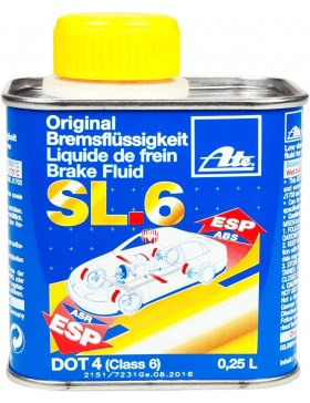 Lichid de frana ESP DOT 4 SL.6 ATE 250ml